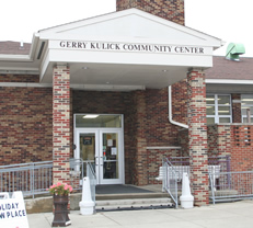 Gerry Kulick Community Center Building Photo