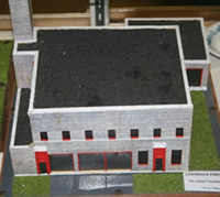 1st Fire Station model Photo