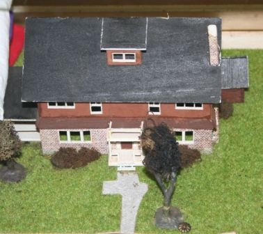 Willis Hough house model Photo