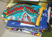 Various Dream Cruise T-Shirts Photo